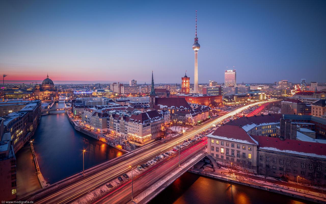 Berlin - you're so wonderful! - part II by Modi1985