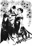 Batman and Selina Kyle