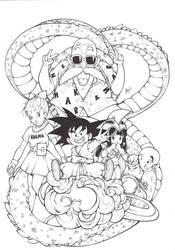 Goku01 by kaloy-costa