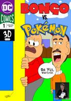 DC Comics 3DMM - Bongo VS. Pokemon Cover.
