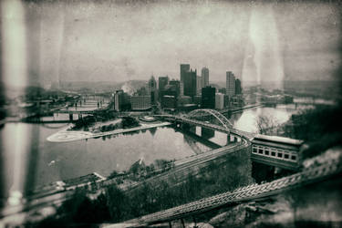 Pittsburgh Circa 2014 by mastermayhem