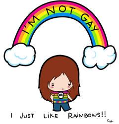 not gay by haku-jin