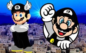 Mariclaw Plumber Savior of Worlds (Mario OC) by VG805SMASHBROS