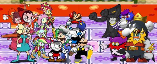 Superstar Saga Battle Royale