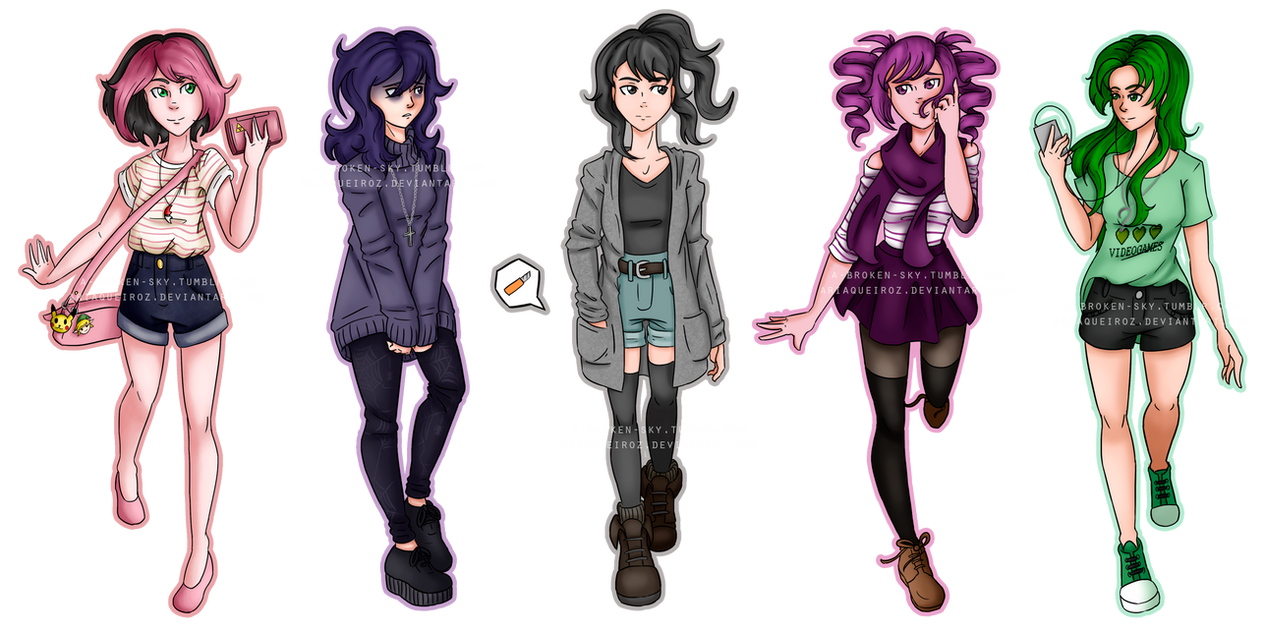 Casual Day - Yandere Simulator [Part 1] by AriaQueiroz on DeviantArt