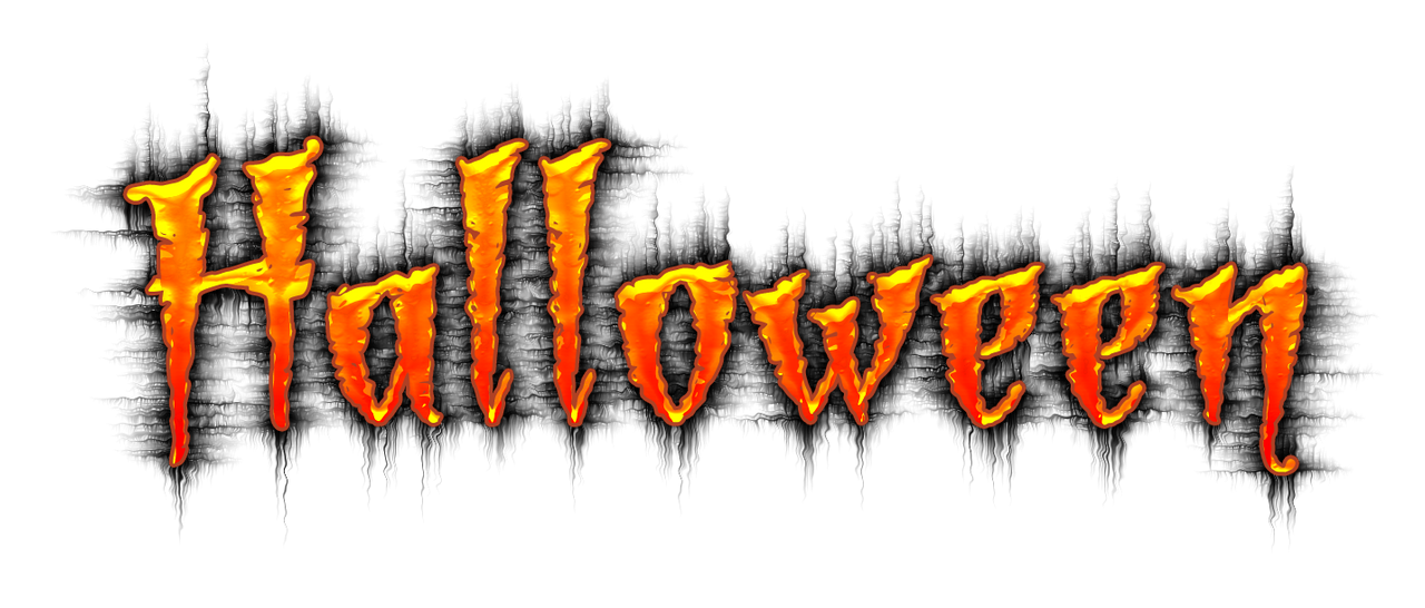 Halloween Word Art Free halloween word art by