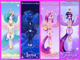 The Alicorn Princesses (Return)