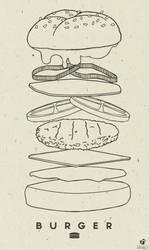 Burger. by nicologomez