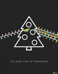 The Dark Side Of Christmas by nicologomez