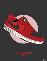 Nike Paul Rodriguez 7 by nicologomez