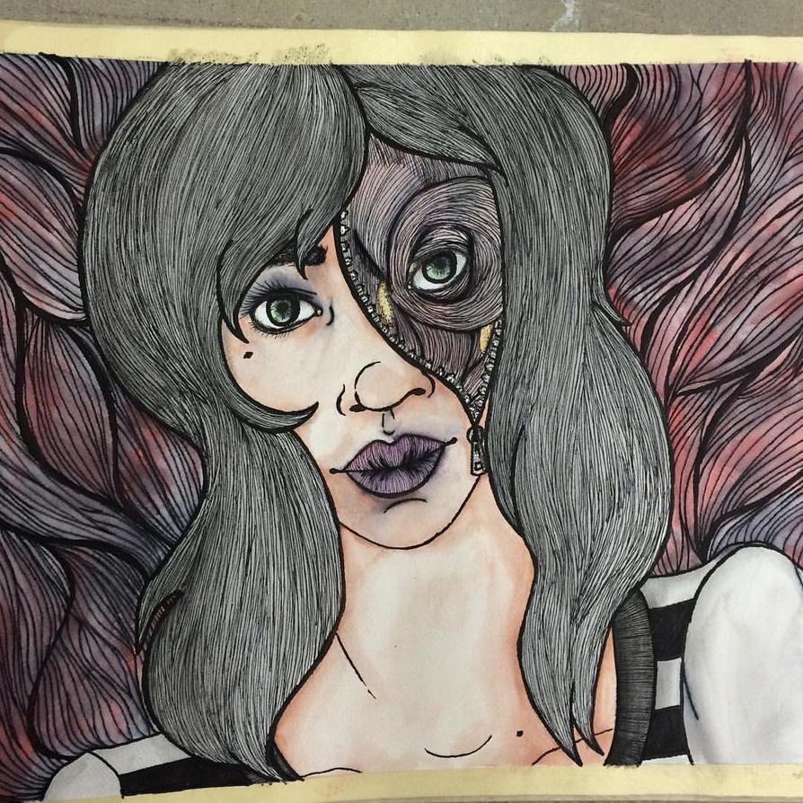 Melanie Muscle by LlamasMakeMeGiggle