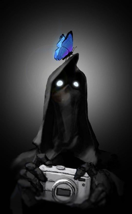 Nerik in dark room by Monopteryx