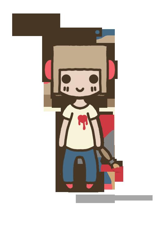 I'm a robot... by PumpkinCoocie