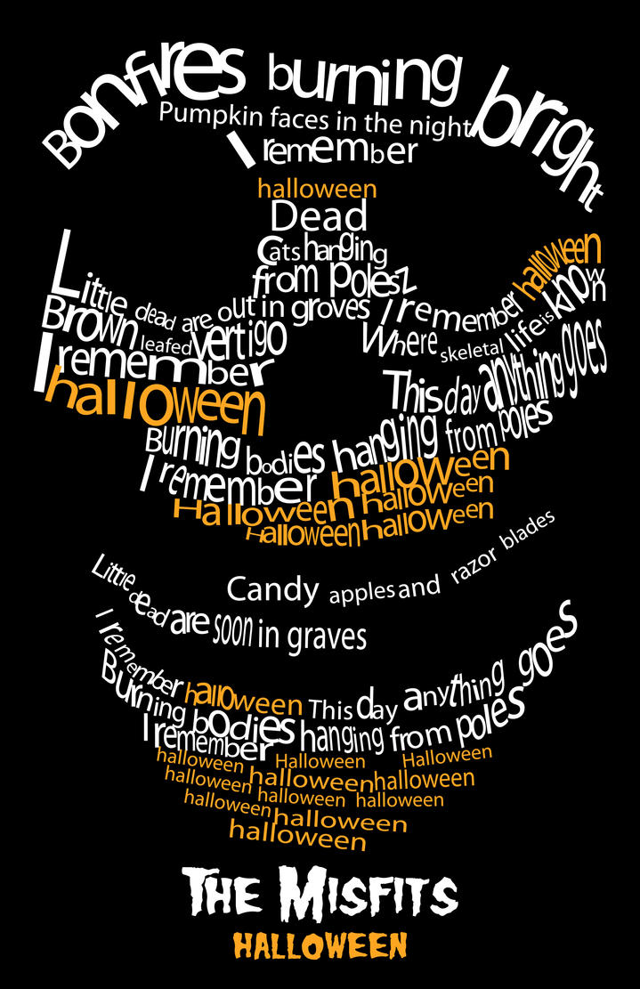 The Misfits Halloween :P by ernestodesignskin on DeviantArt