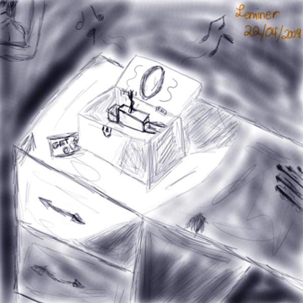 La boite a musique by Leminer on deviantART ~ Boite Musique Bois