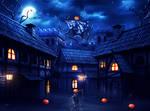 Happy Halloween (trick or treating)