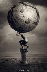 Atlas. by CharllieeArts