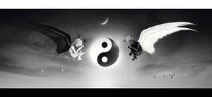 The guardians of Yin yang!
