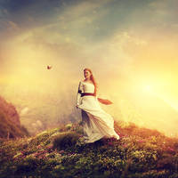 Sweet princess by CharllieeArts