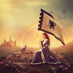 Medieval princess!