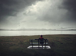 The silence of the loneliness