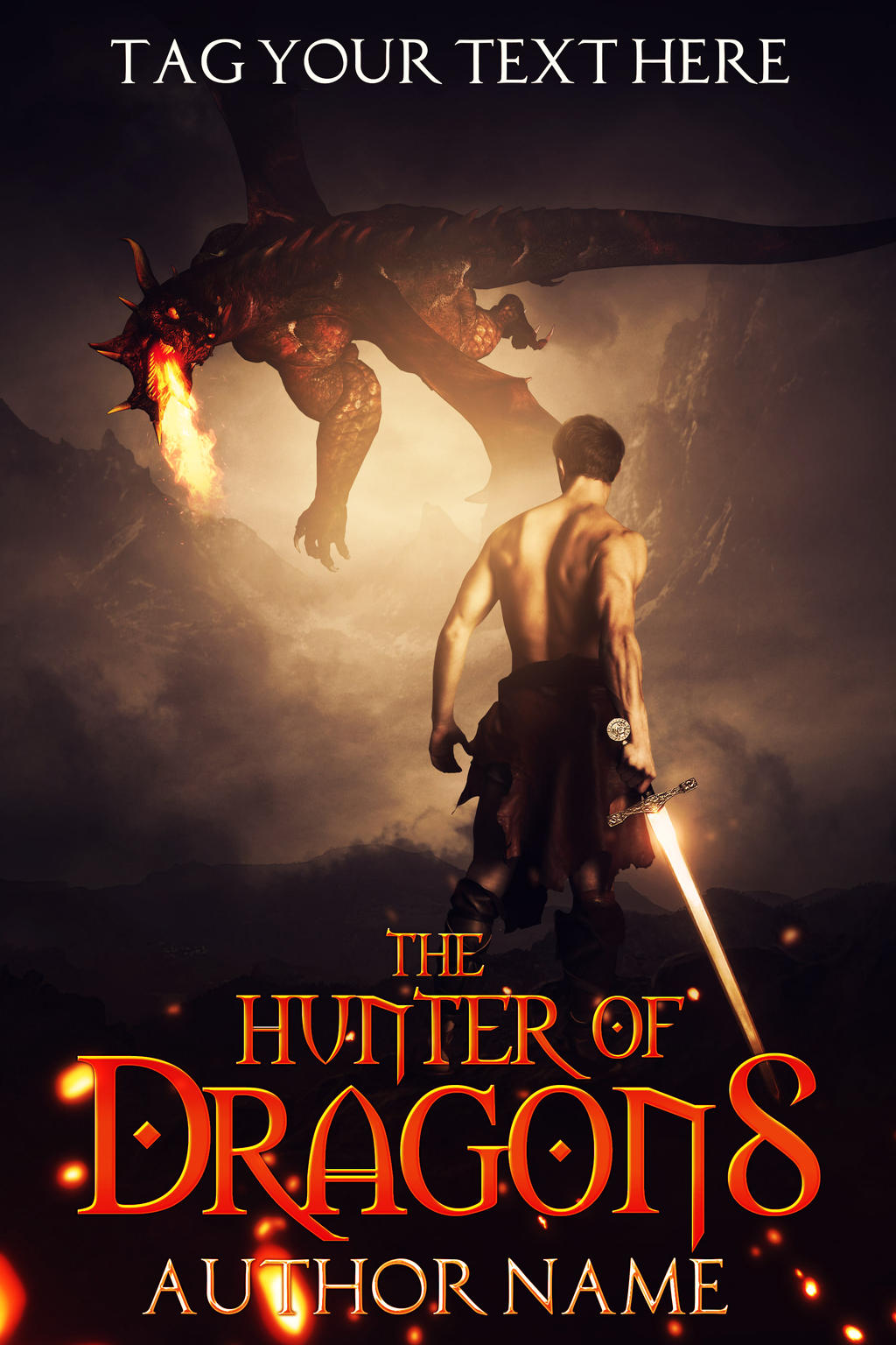 The Hunter Of Dragons
