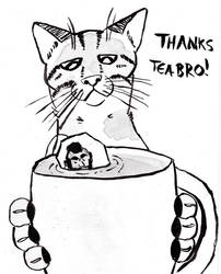donation ink - Mr T - thank you teabro!