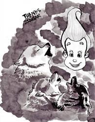 donation ink - wolves meme - thanks jingaa