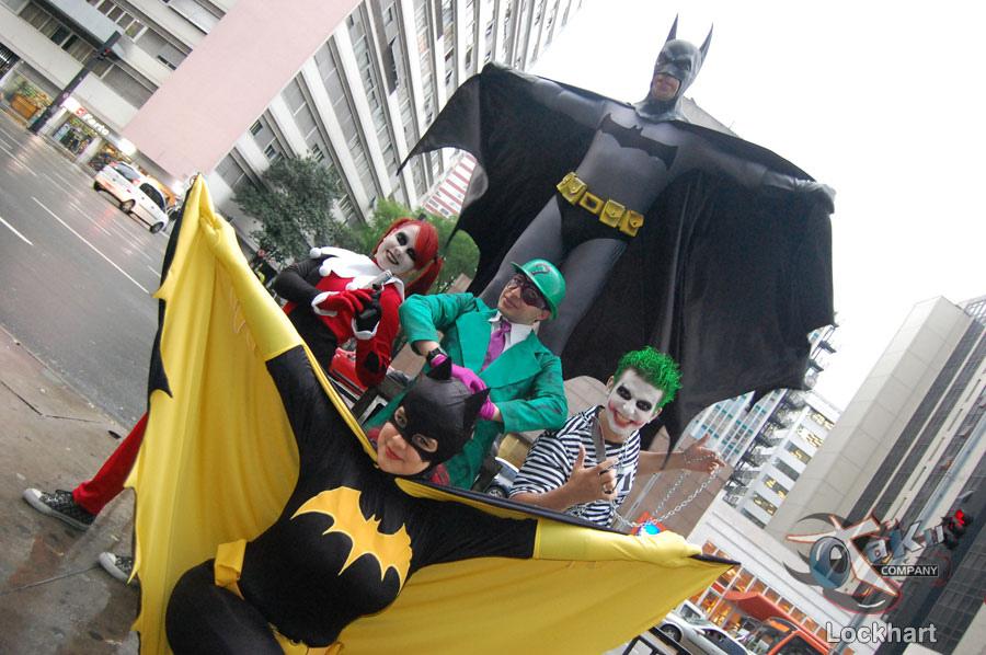 Batman by piratadandi