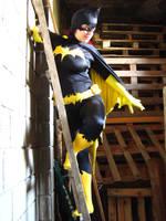 The Batgirl by piratadandi