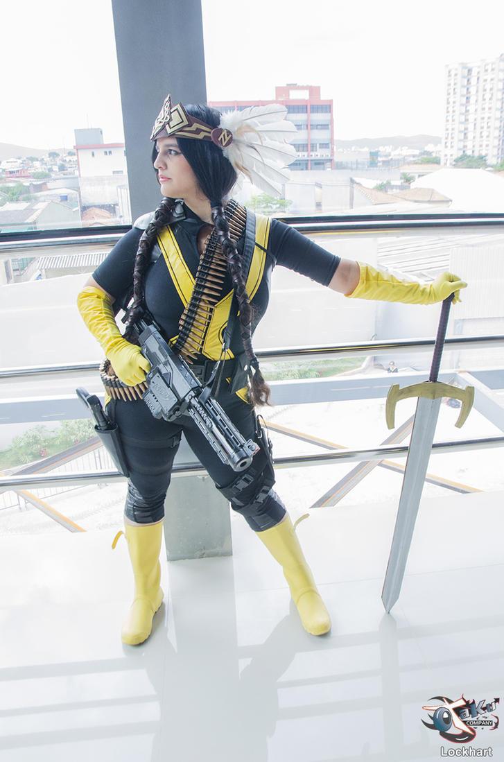 Not Mutant but Dangerous by piratadandi