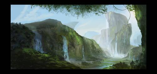 Shamans journey env1 by eWKn