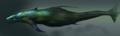Fishy steve by eWKn