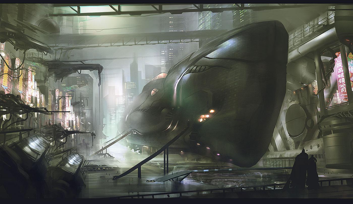 Cruiser by eWKn