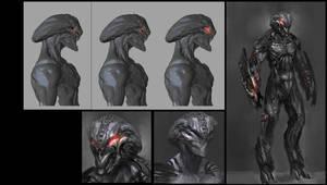 Char alien design eclipse 3