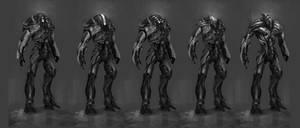 Izule character sketches