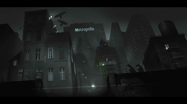 Metropolis by eWKn