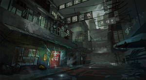 King Tong Street Concept