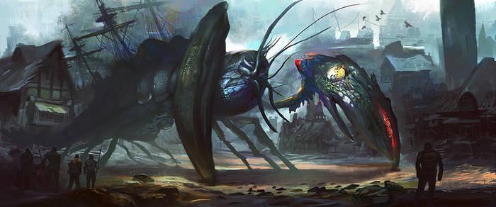 Crustacean King