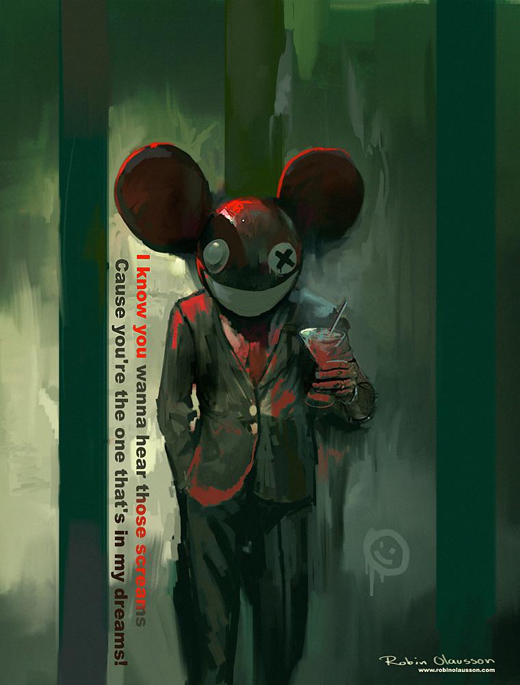 Deadmau5 by eWKn