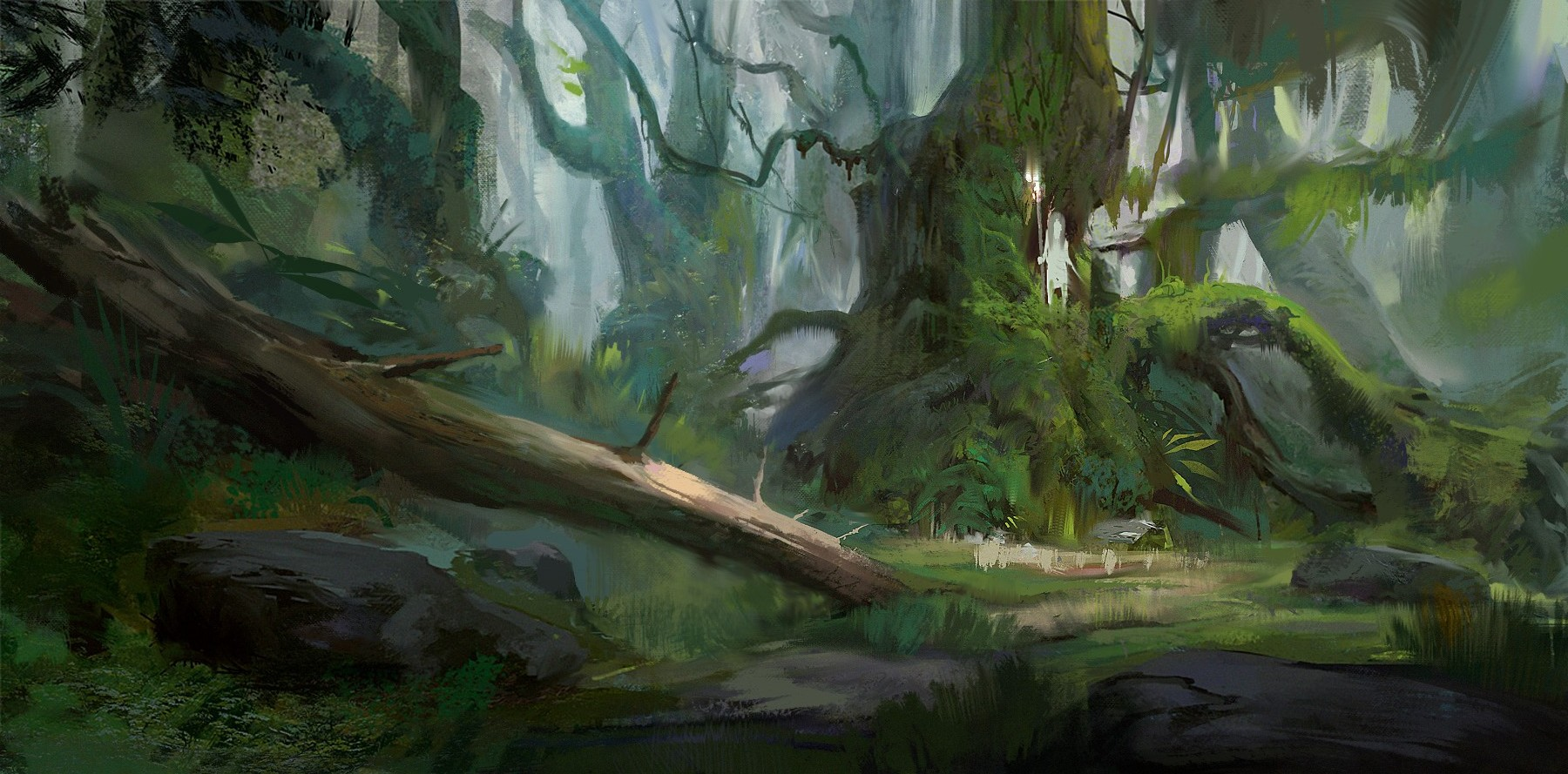 Skogen by eWKn