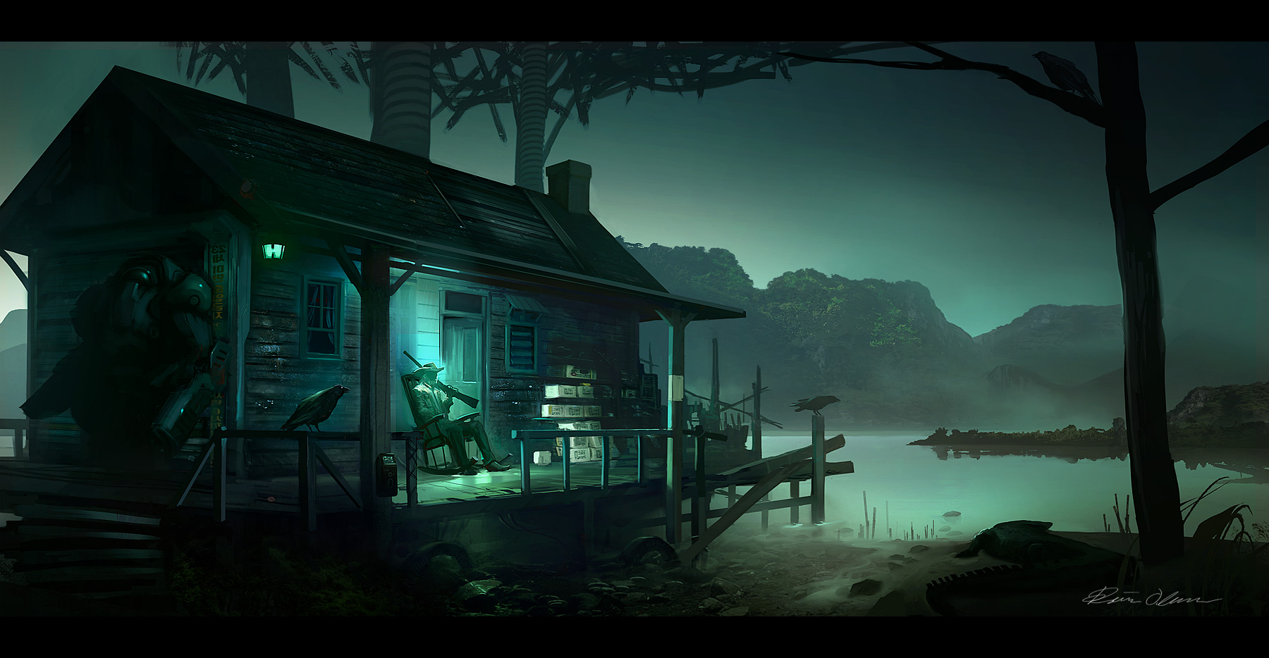 Home by eWKn