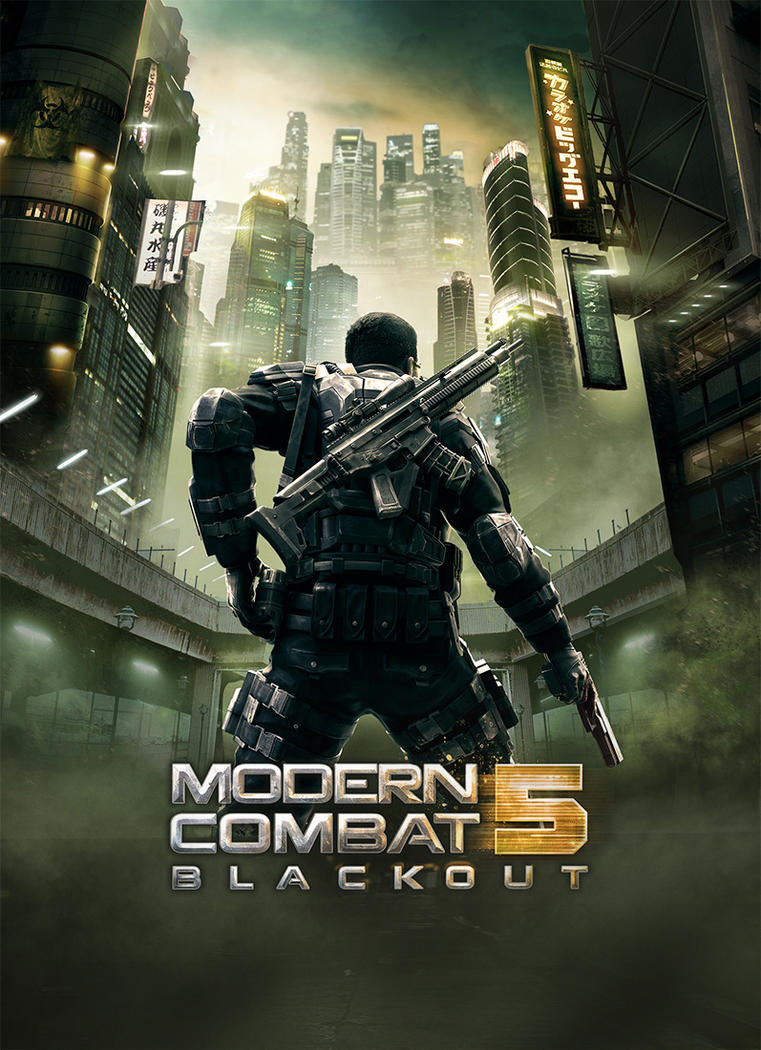 Modern Combat 5 by eWKn