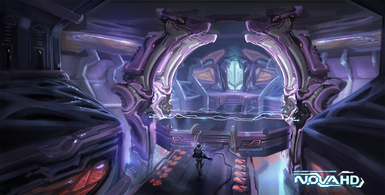 Nova Trap room by eWKn