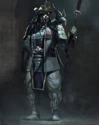 Samurai by eWKn