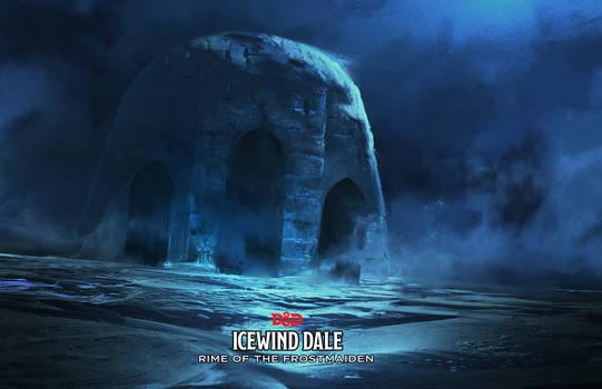 Icewind dale Ice Lodge