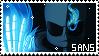 Sparkly stamp test 2 by Sanslet0n