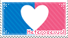 Heterosexual stamp by Sanslet0n
