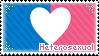 Heterosexual stamp