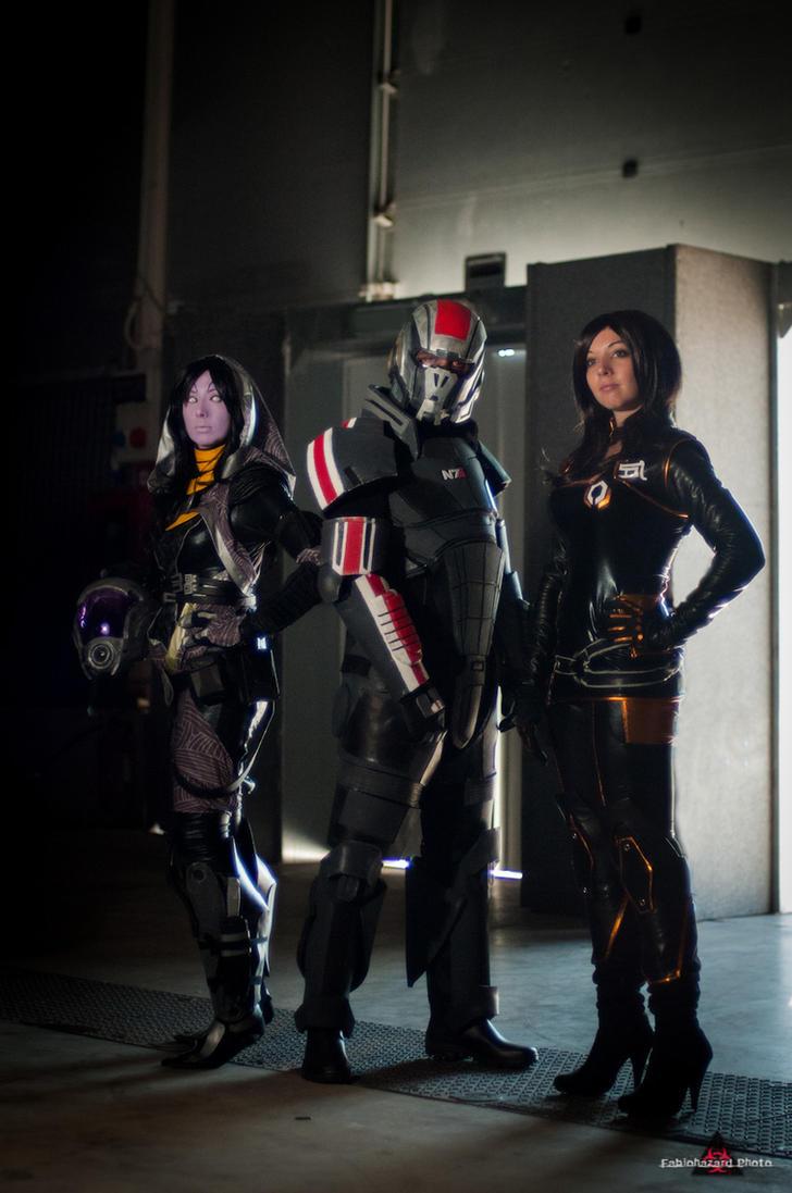 Mass Effect by x-Alexiel-x